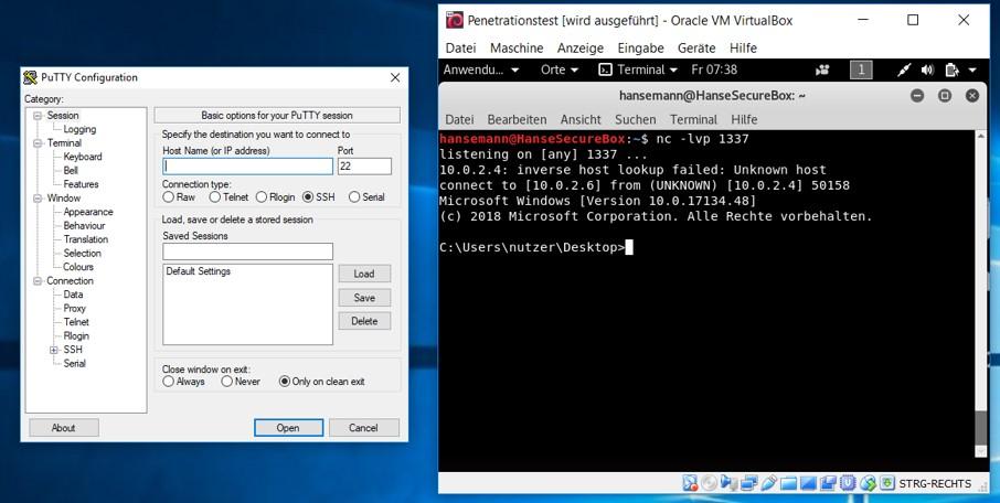 SLAE Assignment #5 | Analyze Metasploit Payloads – HanseSecure